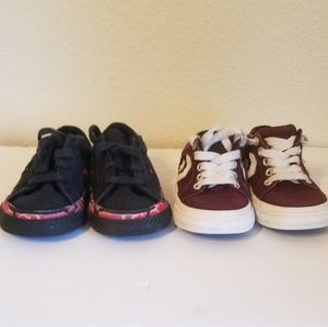 2 Toddler Boys shoes